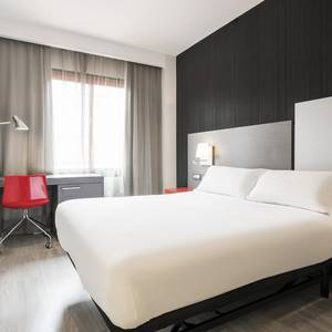 Double Room Hotel ILUNION Suites Madrid Madrid