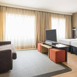 Premium room Hotel ILUNION Suites Madrid Madrid