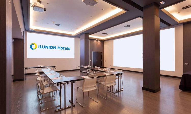 Consejo Room Hotel ILUNION Suites Madrid Madrid